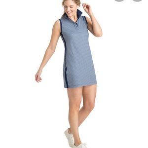 Vinyard Vines performance sleeveless dress S